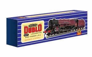 Hornby OO R3819 LMS 6231 'Duchess of Atholl', Centenary Year Limited Edition - 1948