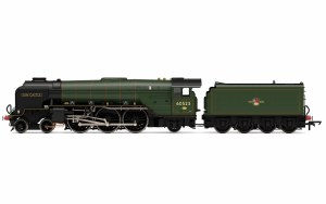 Hornby OO R3835 BR, Thompson Class A2/3, 4-6-2, 60523 'Sun Castle' - Era 5