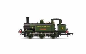 Hornby OO R3847 SR, 'Terrier', 0-6-0T, W14 'Bembridge' - Era 3