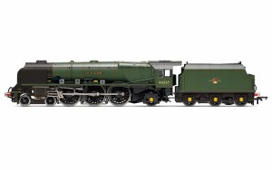 Hornby OO R3856 BR, Princess Coronation Class, 4-6-2, 46257 'City of Salford' - Era 5