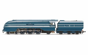 Hornby OO R3857 LMS, Princess Coronation Class, 4-6-2, 6220 'Coronation' - Era 3