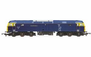 Hornby RailRoad Plus OO R3905 GBRf, Class 47/7, Co-Co, 47727 'Edinburgh Castle' - Era 11