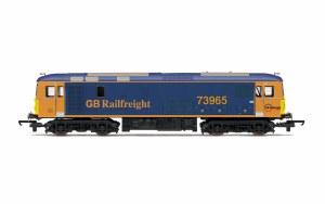 Hornby RailRoad OO R3911 GBRf, Class 73, Bo-Bo, 73965 - Era 11