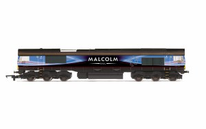 Hornby OO R3920 Malcolm Rail, Class 66, Co-Co, 66434 - Era 10