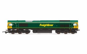 Hornby OO R3921 Freightliner, Class 66, Co-Co, 66514 - Era 9