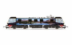 Hornby OO R3924 Malcolm Rail, Class 90, Bo-Bo, 90024 - Era 11
