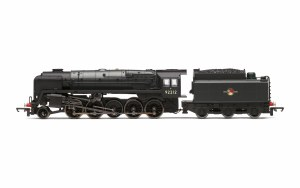 Hornby OO R3941 BR, Class 9F, 2-10-0, 92212 - 1:1 Collection