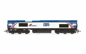 Hornby OO R3951 GBRf, Class 66, Co-Co, 66780 'The Cemex Express' - Era 11