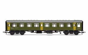 Hornby OO R40006 BR Departmental, ex-Mk1 SK Ballast Cleaner Train Staff Coach, DB 975805 - Era 7