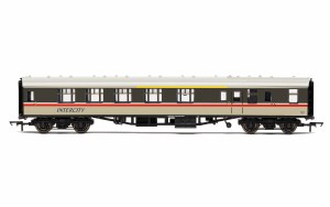 Hornby OO R40020 BR Intercity, Mk1 Brake Composite Corridor, 21274 - Era 7