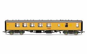 Hornby OO R40024 Network Rail, Mk1 Brake Composite Corridor, DB 975280 - Era 11