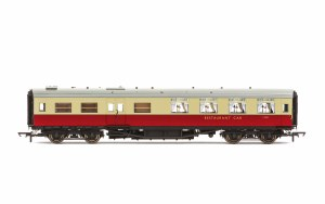 Hornby OO R40029A BR, Maunsell Kitchen/Dining First, S7955S - Era 4