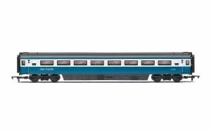 Hornby OO R40042A LNER (BR), Mk3 Trailer Standard Open (Farewell Tour), Coach D, 42243 - Era 11