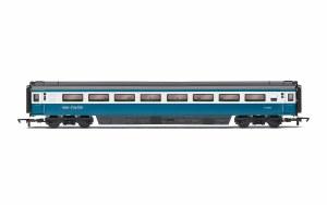 Hornby OO R40043 LNER (BR), Mk3 Trailer Standard Disabled (TSD) (Farewell Tour), Coach F, 42363 - Era 11
