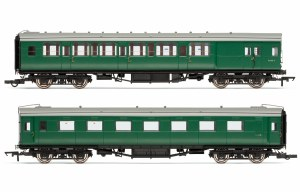 Hornby OO R4534D BR Pull-Push Coach Pack
