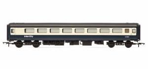 Hornby RailRoad OO R4622 Mk2 SO Second Open BR Blue & Grey (InterCity)