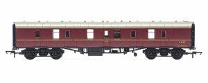 Hornby RailRoad OO R4625 Mk1 Parcels Coach BR Maroon