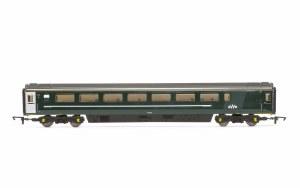 Hornby OO R4780B GWR Mk3, Trailer Guard Standard, Coach A, 44005 - Era 11