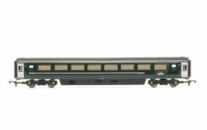 Hornby OO R4781G GWR, Mk3 Trailer Standard Open, Coach B, 42361 - Era 11