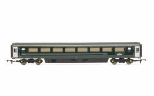 Hornby OO R4781H GWR, Mk3 Trailer Standard Open, Coach D, 42005 - Era 11