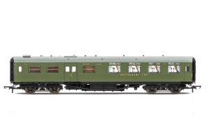 Hornby OO R4816A Maunsell First Kitchen / Dining 7865 SR Maunsell Olive Green