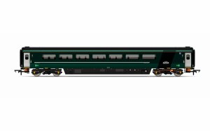 Hornby OO R4895 Mk3 TSD Trailer Standard Disabled (Sliding Door) (HST) GWR Green (FirstGroup)