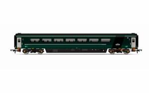 Hornby OO R4895A Mk3 TSD Trailer Standard Disabled (Sliding Door) (HST) GWR Green (FirstGroup)