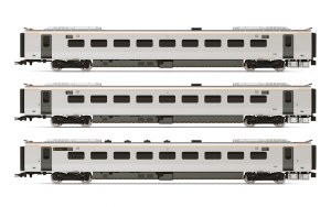 Hornby OO R4897 IEP Bi-Mode Class 800/0 Test Train Coach Pack Set 800 002 MSO 812 002 MSO 813 002 and MCO 814 002