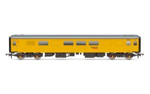 Hornby OO R4901 Mk2F Radio Survey Test Train 977997 Network Rail Yellow