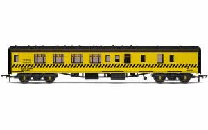 Hornby OO R4902 Mk1 BTU Staff & Dormitory Coach 975574 BR Departmental Yellow