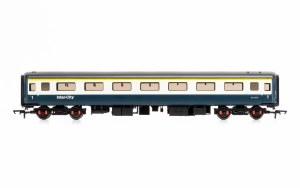 Hornby OO R4917A Mk2F FO First Open M3374 BR Blue & Grey (InterCity)