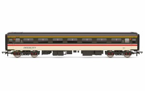 Hornby OO R4920 Mk2F FO First Open 3387 BR InterCity (Swallow)