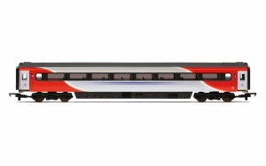 Hornby OO R4929C LNER, Mk3 Trailer First Open (TFO) , Coach M, 41115 - Era 11