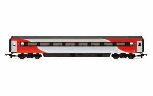 Hornby OO R4931H LNER, Mk3 Trailer Standard Open (TSO) , Coach E, 42160 - Era 11