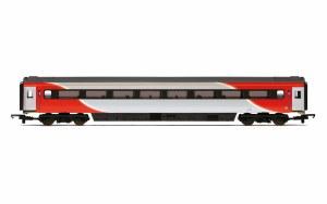 Hornby OO R4931J LNER, Mk3 Trailer Standard Open (TSO) , Coach C, 42110 - Era 11
