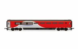 Hornby OO R4932B LNER, Mk3 Buffet (TRFB), Coach J, 40702 - Era 11
