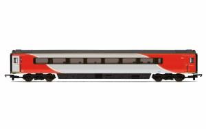 Hornby OO R4933B LNER, Mk3 Trailer Guard Standard (TGS), Coach B, 44057- Era 11