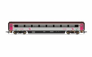 Hornby OO R4940C Mk3 TS Trailer Standard (Sliding Door) (HST) Arriva Cross Country