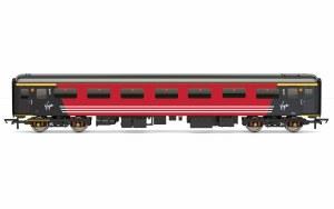 Hornby OO R4944 Virgin Trains, Mk2F First Open, 3340 - Era 9