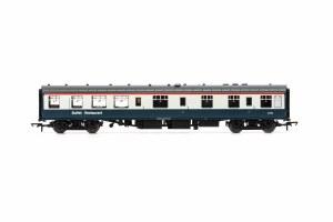 Hornby OO R4973 BR(M), Mk1 RB(R), M1712 - Era 7