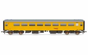 Hornby OO R4991 Network Rail, ex-BR Mk2F TSO Structure Gauging Train Support Coach, 72630 - Era 10
