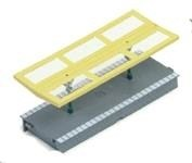 Hornby OO R514 Island Pier Canopy Pack of 2