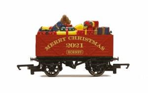 Hornby OO R60015 Christmas Wagon 2021