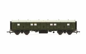 Hornby OO R60020A SR, Luggage Van, 2471 - Era 3