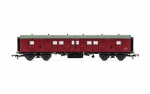 Hornby OO R60021 BR, Luggage Van, S 2477 S - Era 4