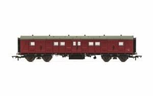Hornby OO R60021A BR, Luggage Van, S 2467 S - Era 4