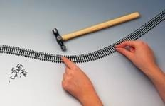 Hornby OO R621 Flexible Track 970mm