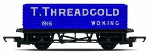 Hornby RailRoad OO R6720 Railroad LWB Open Wagon 'T. Threadgold'