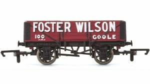 Hornby OO R6748 5 Plank Wagon Foster Wilson