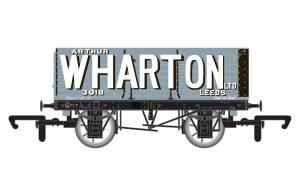 Hornby OO R6758 7 Plank Wagon Arthur Wharton